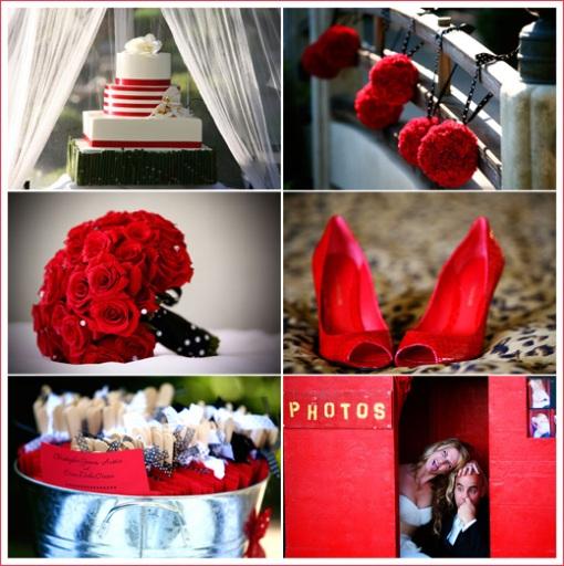 a red wedding