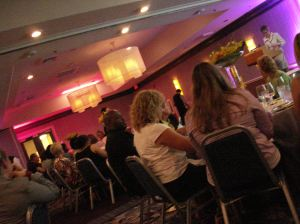 Liaison Capitol Hill hotel ballroom