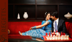 Tejus & Soumya - a beautiful portrait