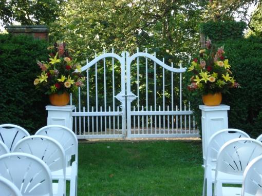 Hollin Hall Boxwood Gardens