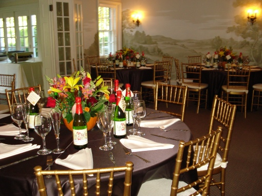 Hollin Hall Dining Room