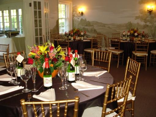 Hollin Hall Dining Room