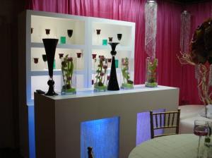 DaVinci's Florist rentals