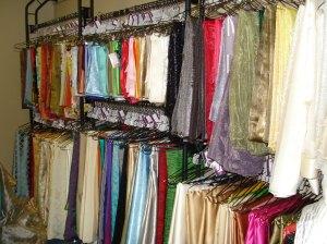 BBJ Linen DC Area Showroom