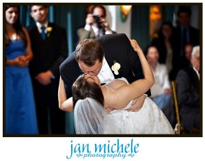 Clarendon Ballroom wedding