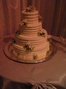 Cake by Park Hyatt pastry chef