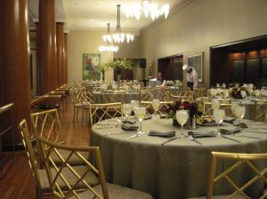 Sunday brunch at the Westin Grand Promenade