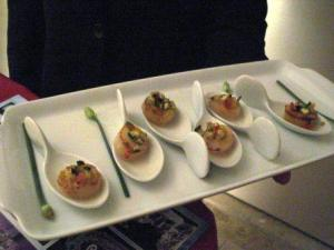 Hors D'oeuvres by RSVP Catering