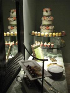 Dessert Display by RSVP Catering