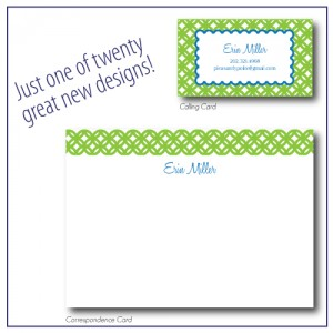 Haute Papier Personal Stationery
