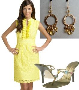 June Shin custom design wedding earrings
