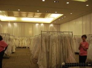 2009 Brides Against Breast Cancer gown sale Arlington, VA