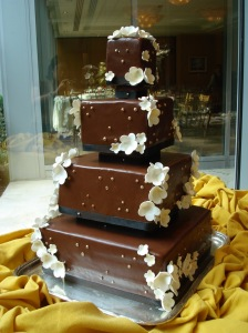 2941 Restaurant wedding cake