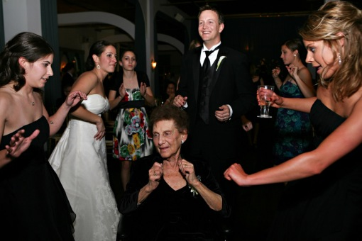 Clarendon Ballroom wedding dancing