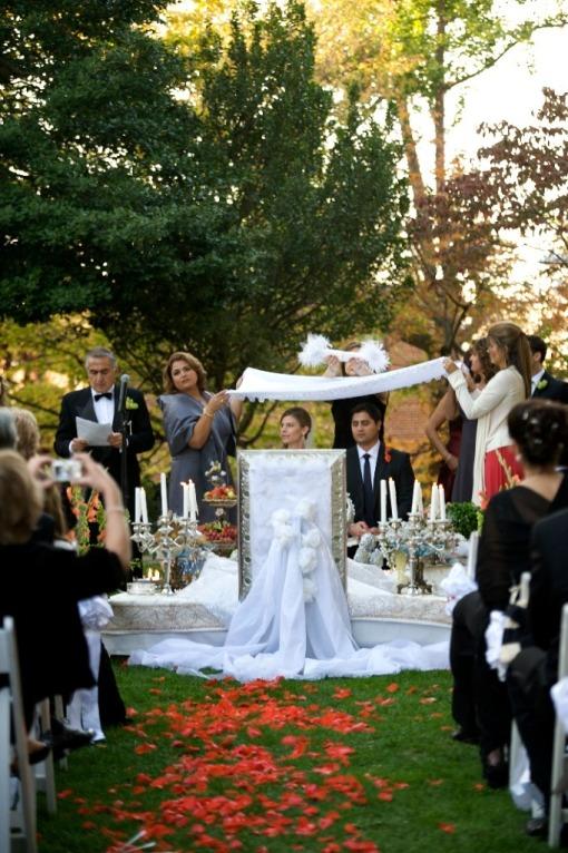 persian wedding ceremony meridian house