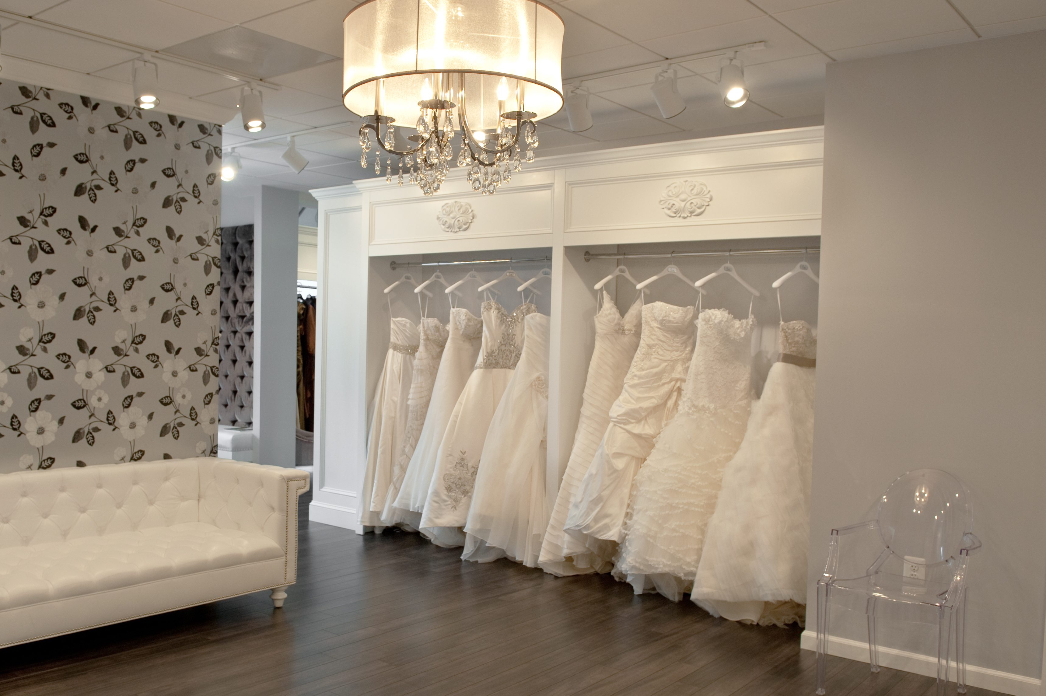 Love couture bridal salon event accomplished for Wedding dress shops in maryland
