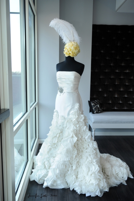 Love Couture wedding gown