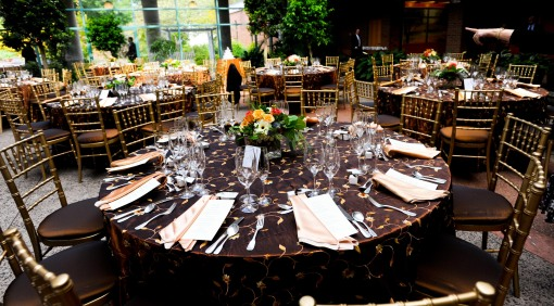 Meadowlark Botanical Gardens fall Virginia DC wedding Windows Catering