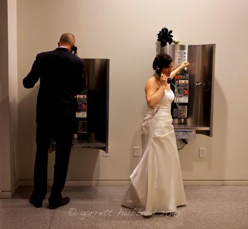 Newseum Washington DC wedding Garrett Hubbard