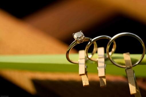 wedding rings engagement rings fun photograph